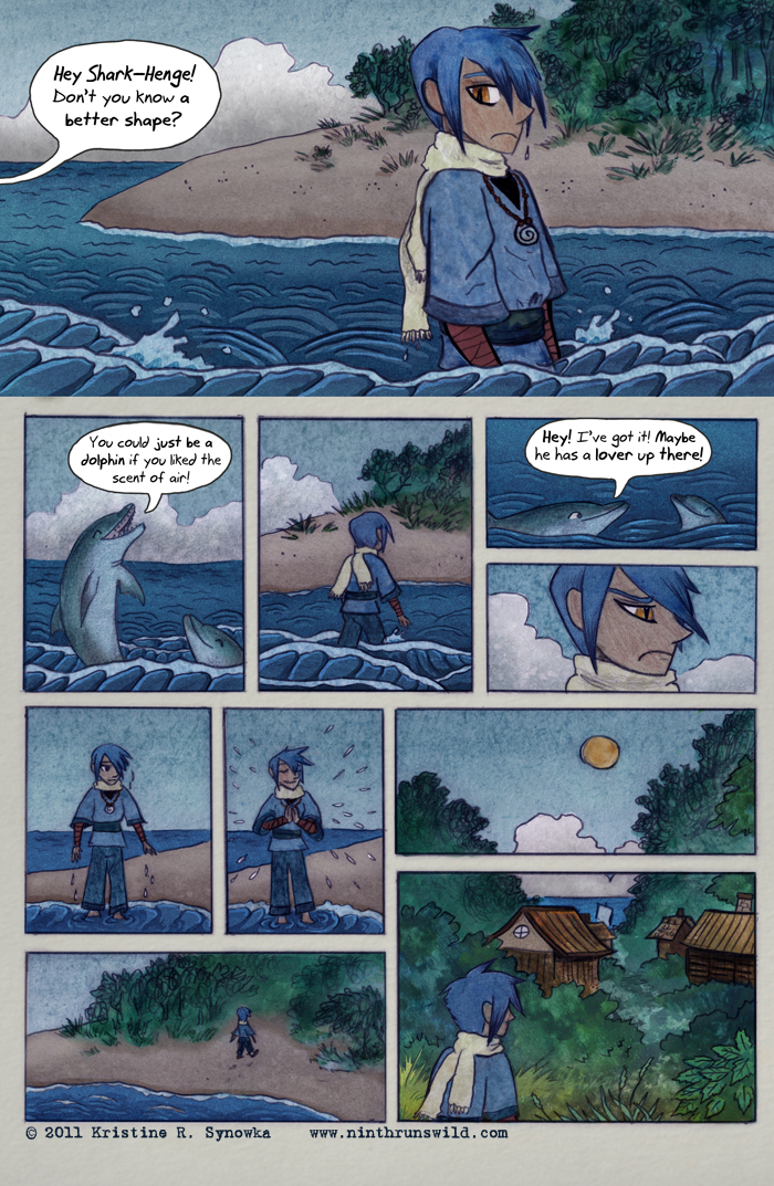 Wave Tyrant Page 11